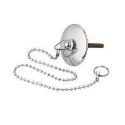 Lefolyódugó lánccal 42 mm 00687