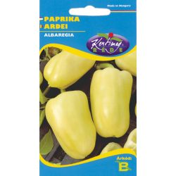 Étkezési paprika Albarégia  0,5 g Kert, Vetőmagok, Paprikák