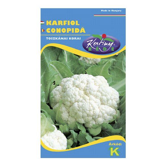 Karfiol Toscano precoce 2  1 g Kert, Vetőmagok, Karfiol, brokkoli