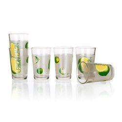 Üdítős pohár Lemon 6 db-os VP500