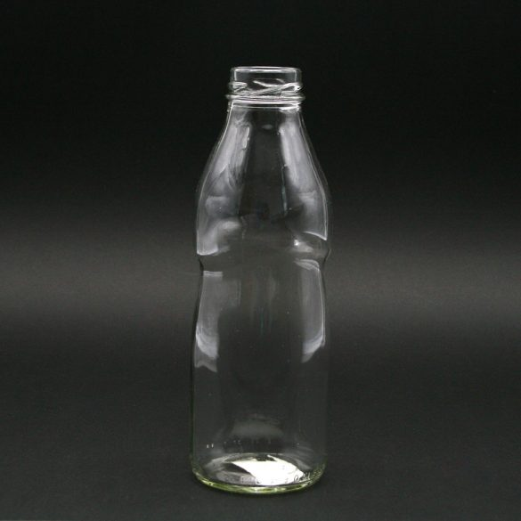 Ivóleves üveg 0,5 l