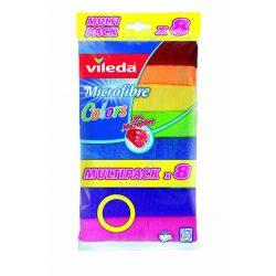 Vileda color mikroszálas törlőkendő 8 db/cs.