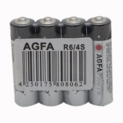 Agfa ceruzaelem féltartós 4 db/csomag