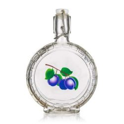 Pálinkás üveg szilva 400 ml VP4071