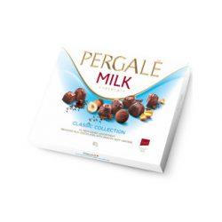 Pergalé töltött praliné Tejcsokoládé válogatás 187 g