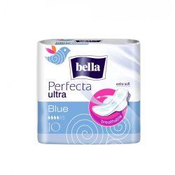 Bella Perfecta Blue egészségügyi szárnyas betét, 10 db/csomag