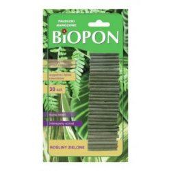 Biopon táprúd zöld növényekhez 30 db/cs B1125