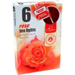 Illatmécses rózsa 6 db-os