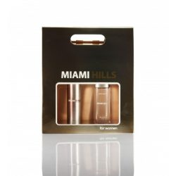 Miami Hills díszdoboz deo 75 ml + parfüm 50 ml női