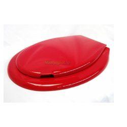 WC-tető opál-topáz piros