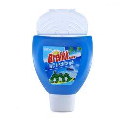 Brekk kék WC gél kosárral 200 ml