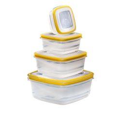 Mikrobox garnitúra 4 db-os gumigyűrűvel Nr.1545