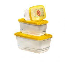 Mikrobox garnitúra 3 db-os magas téglalap Nr. 1588