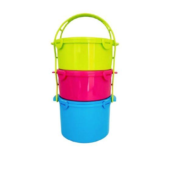 Éthordó színes 2+1-es Nr51SL
