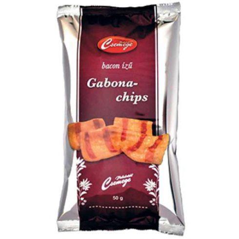 Chips Bacon ízű Fehértói Csemege 50 g