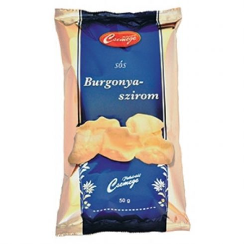 Chips Sós szirom Fehértói Csemege 50 g