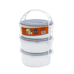 Éthordó 3-as műanyag