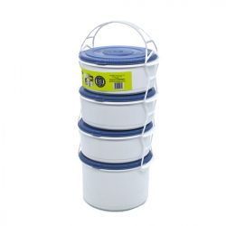 Éthordó 3+1-es műanyag