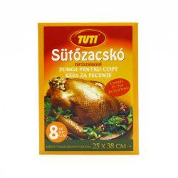 Sütőfólia csirkéhez 25x38 cm 8 db/csomag