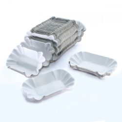 Papírtálca krumplis kicsi 100db/cs. H