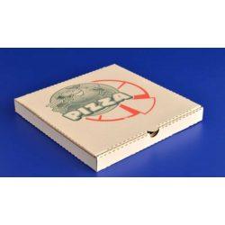 Pizza doboz 280x280x30mm 100db/cs.
