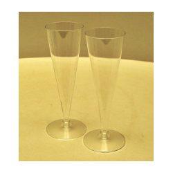 Party pezsgőspohár 110 ml 6 db/csomag