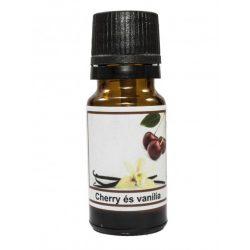 Illóolaj 10 ml vanília meggy