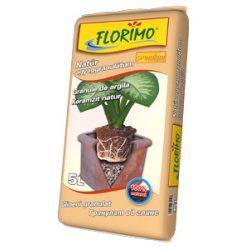 Agyag granulátum Florimo, natúr 5 l