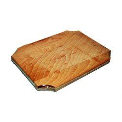 Vágódeszka 34,5x24,5 cm fa