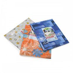 Textil terítő pamutpolyester 140x160 cm