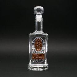 Ón címkés palack, king 0,5L névnap