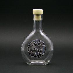 Ón címkés palack, anforif, 0,2L névnap
