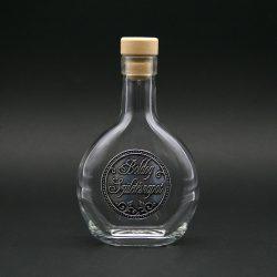 Ón címkés palack, anforif, 0,2L születésnap