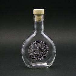 Ón címkés palack, anforif, 0,2L címer