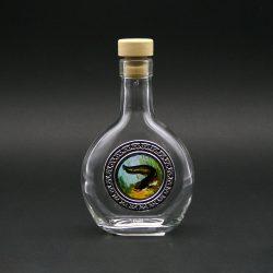 Ón címkés palack, anforif, 0,2L horgász