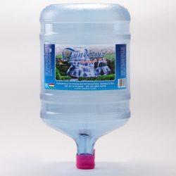 Harmatvíz 19 literes, visszaváltható palackban