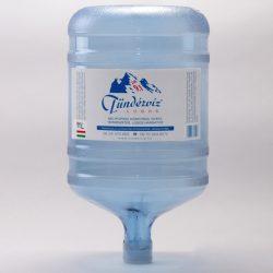 Lúgos víz 19 literes, visszaváltható ballonban