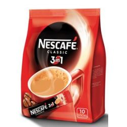 Nescafe 3 in 1 Classic kávé 10×17,5 g
