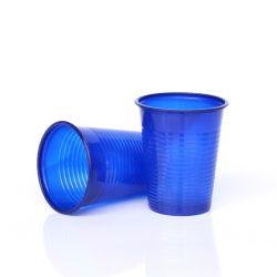 Eldobható pohár 2dl sötétkék 50 db