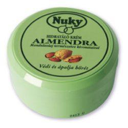 Nuky hidratáló krém mandulaolaj kivonattal 200 ml