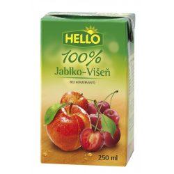 Hello Alma - Meggy 100% gyümölcsital 250 ml