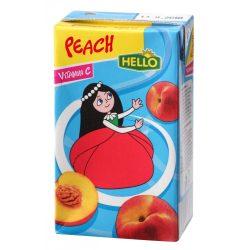 Gyümölcsital 250 ml (őszibarack ízű)