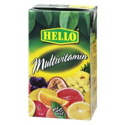 Gyümölcsital 250 ml (multivitamin)