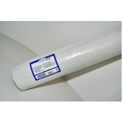 P. Asztalterítő damaszt 10m x 1.2m fehér