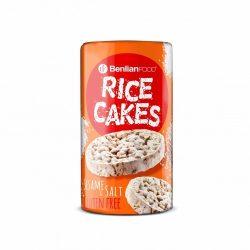 Puffasztott rizs szezámos 100 g