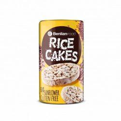 Puffasztott rizs Lenmag & Napraforgómaggal 100 g