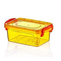Tárolódoboz 0,6 l Hobby Multibox 021148