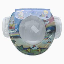 Gyerek WC tető szivacsos DG17