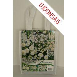 Virághagyma szatyorban Garden Harmony 50 db-os fehér
