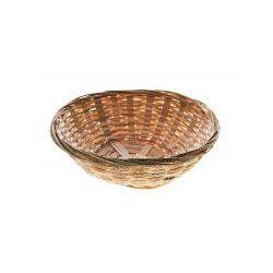 Kenyérkosár kerek bambusz 19,5 cm